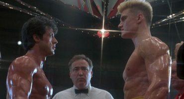 Dolph Lundgren se pone a entrenar para combatir vs Rocky en Creed 2