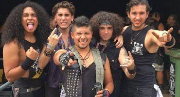 ¡Los mexicanos Jet Jaguar ganan concurso mundial de metal!