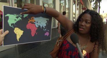 ¿Dónde está Corea del Norte? Jimmy Kimmel pregunta a la gente de E.U.
