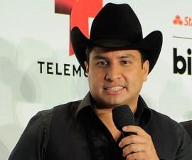 Julión Álvarez, cantante acusado de lavado de dinero