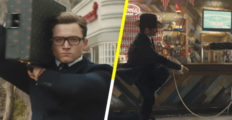 Kingsman: The Golden Circles