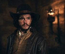 Kit Harrington - Gunpowder