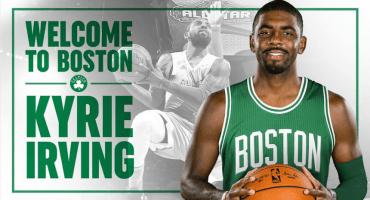 Kyrie Irving va a los Celtics. Esto es lo que implica