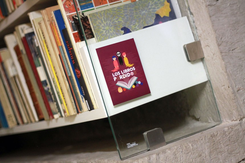 Los Libros Perdidos: un juego creado por 7 bibliotecas de México
