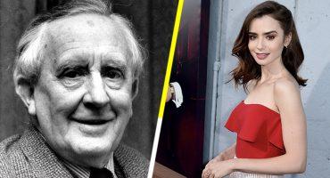 Lily Collins se une al elenco de la película biográfica de Tolkien
