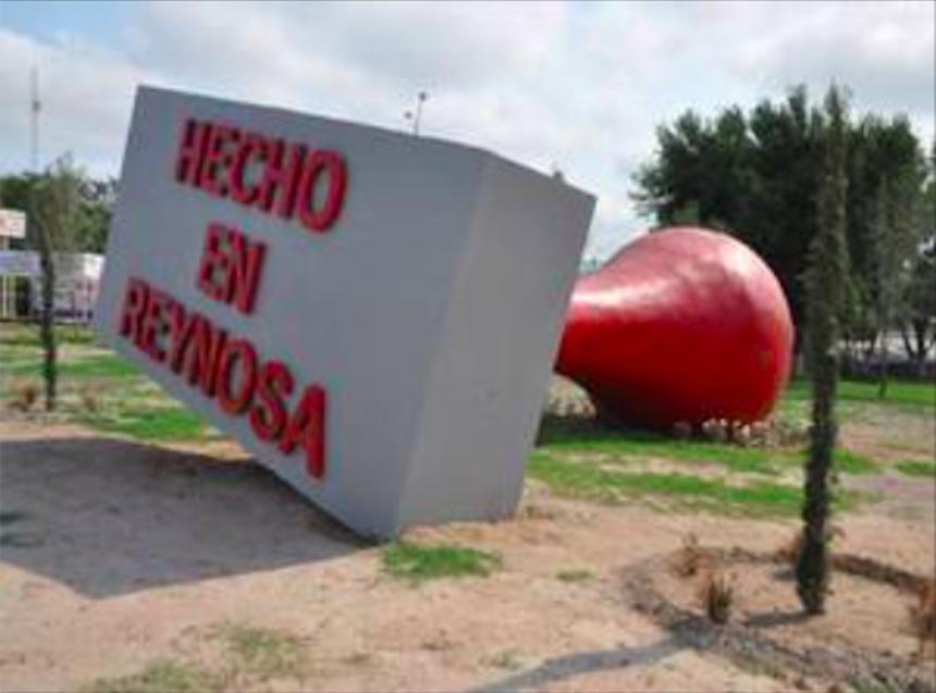 Monumentos - Reynosa