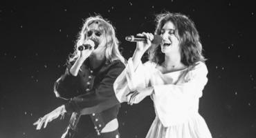 Mira a Lorde y Tove Lo interpretar en vivo