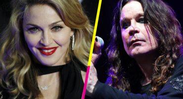 5 extrañas colaboraciones que alguna vez hizo Madonna