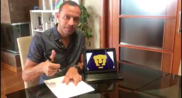 Chelo Díaz llega 'on fire' a darlo todo por Pumas