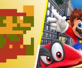 Videojuegos - Antes y ahora