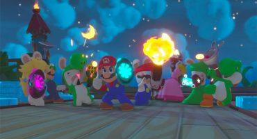 Una gran aventura nos espera en Mario+Rabbids Kingdom Battle