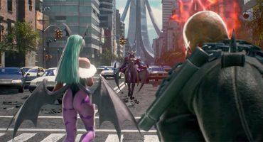 Las cosas se ven un poco mejor en Marvel Vs. Capcom Infinite