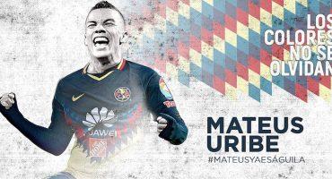 Oficial: Mateus Uribe nuevo jugador del América