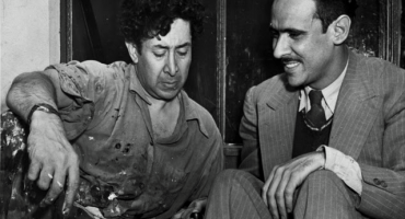 Leo Matiz y Siqueiros se reconcilian en Bellas Artes
