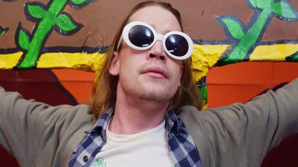 Macaulay Culkin y su (fallidísima) vida loca en el rock