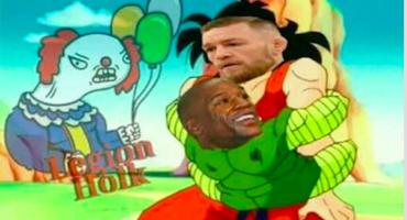Fresquecitos: Los mejores memes de la Mayweather vs McGregor