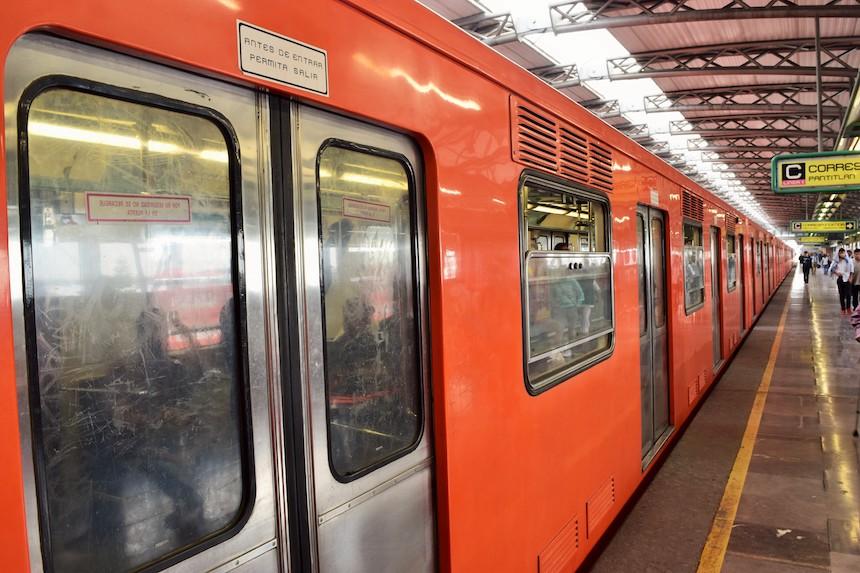 ¿Qué hacer en caso de sismo si estás dentro del Metro de la CDMX?