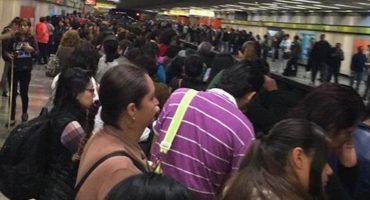 Dice director del Metro que las fallas que se reportan son por