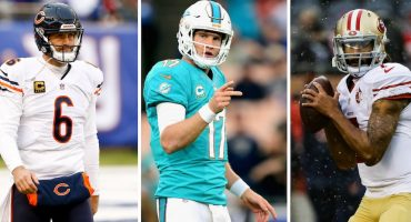 ¿Quién debe tomar el lugar de Ryan Tannehill en Miami?