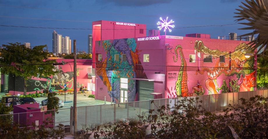 ¿Por qué la Miami Ad School es el mejor lugar para desarrollarte como creativo?