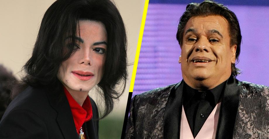 Recordemos el día en que Michael Jackson cantó con Juan Gabriel
