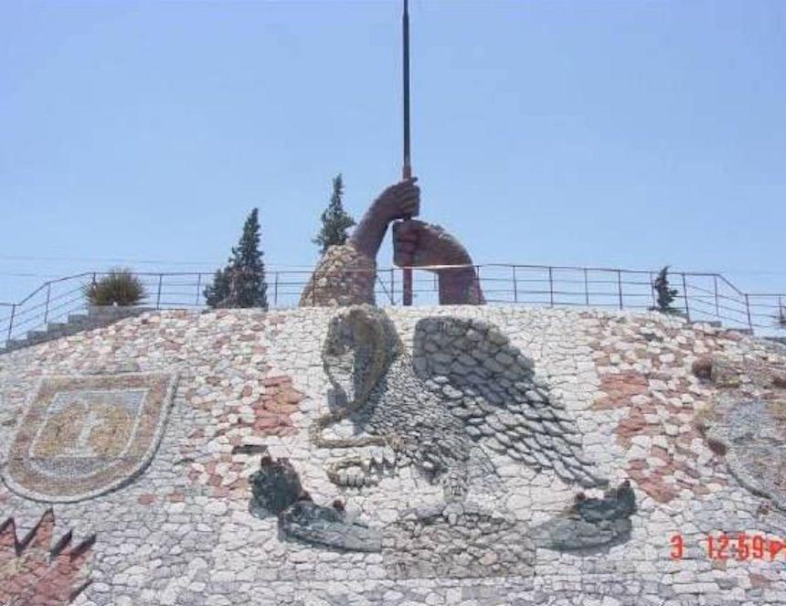 Monumentos - Chaqueta