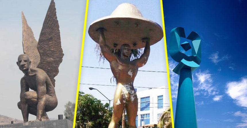Internet y sus joyas: los monumentos más ridículos en México