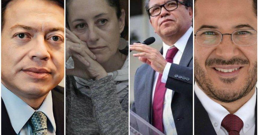 ¿Quién será el candidato de Morena a la Jefatura de Gobierno de la Ciudad de México?
