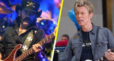 """Motörhead te pondrá la piel chinita con su cover de """"Heroes"""" de David Bowie"""