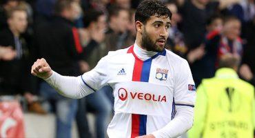 No te puedes perder el golazazazo de Nabil Fekir con el O. Lyon