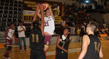 Balacera interrumpe partido de basquetbol de la Sub 15 en Aguascalientes