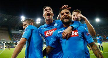 Sevilla y Napoli clasifican a la Champions League, Niza eliminado
