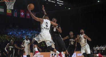 La NBA puso un gran show en África