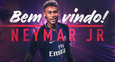 Épico trolleo del PSG al Barcelona, con Neymar como estandarte