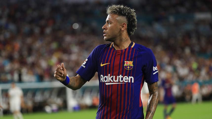 Oficial: Barcelona anuncia la salida de Neymar