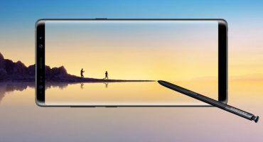 Dos cámaras y pantalla Infinity: Así es el nuevo Samsung Galaxy Note 8