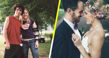Una chica salvó a su amigo del suicidio y ahora están casados