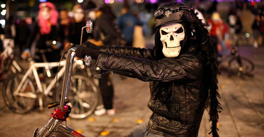 Paseo Nocturno Día de los Muertos CDMX