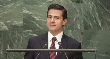Ahí les encargo el changarro... Peña Nieto se va de vacaciones