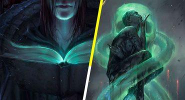 Mira los pósters de Harry Potter como si fueran películas de horror