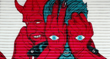 Los murales de Queens of the Stone Age invaden la CDMX