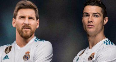¿Messi Merengue?  Ahora hackearon al Real Madrid