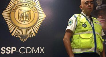 Paramédico del ERUM evita suicidio en hospital La Raza