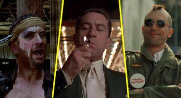 6 películas clásicas de Robert De Niro que has visto más de una vez