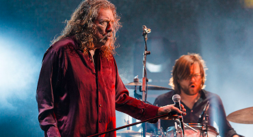 Robert Plant celebra su cumpleaños con el anuncio de un nuevo álbum