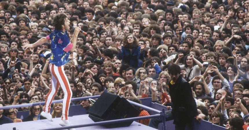 Estadio de Wembley - Concierto de los Rolling Stones