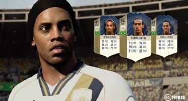 El FIFA 18 se ultra lució con los
