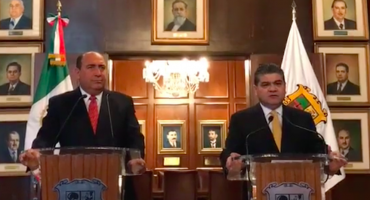 Todavía no se sabe si se anulará la elección en Coahuila... pero Moreira ya inició la transición
