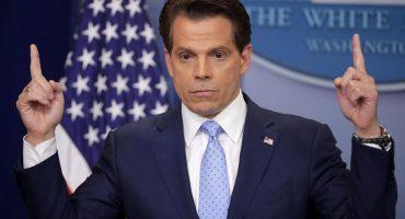 Existe conspiración en la Casa Blanca para sacar a Trump: Anthony Scaramucci