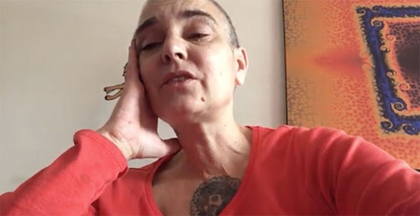 Sinéad O'Connor - Video de Facebook
